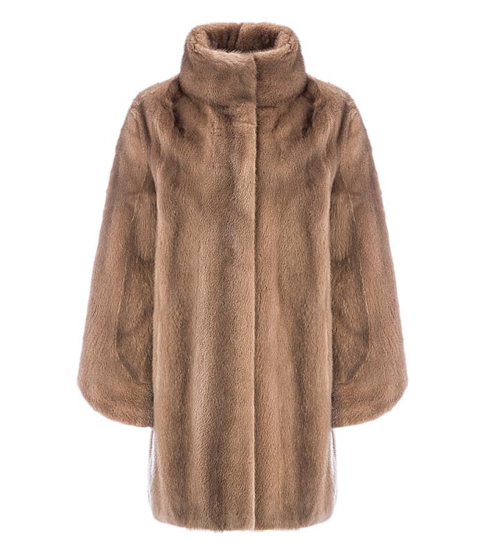 Жакет из аукционного меха норки SAGA furs